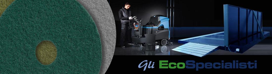 EcoSpecialisti Macchine e prodotti per la pulizia